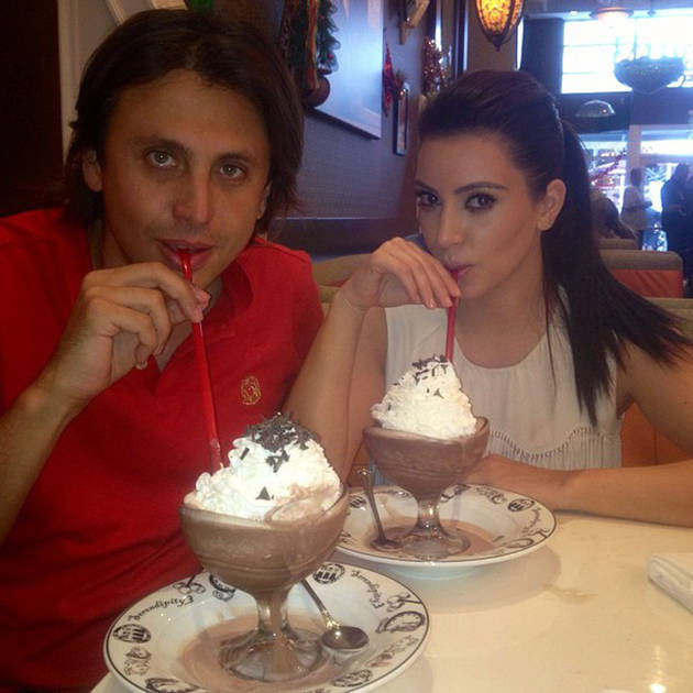 Jonathan Cheban Admits to Being Jealous of Baby North West