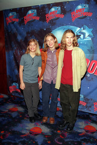 #ThrowbackThursday: The Hanson Brothers at Planet Hollywood