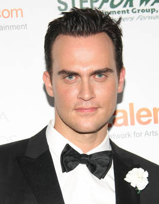 "Cheyenne Jackson Opens Up About His Divorce, Praises ""Kind"" Cory Monteith"