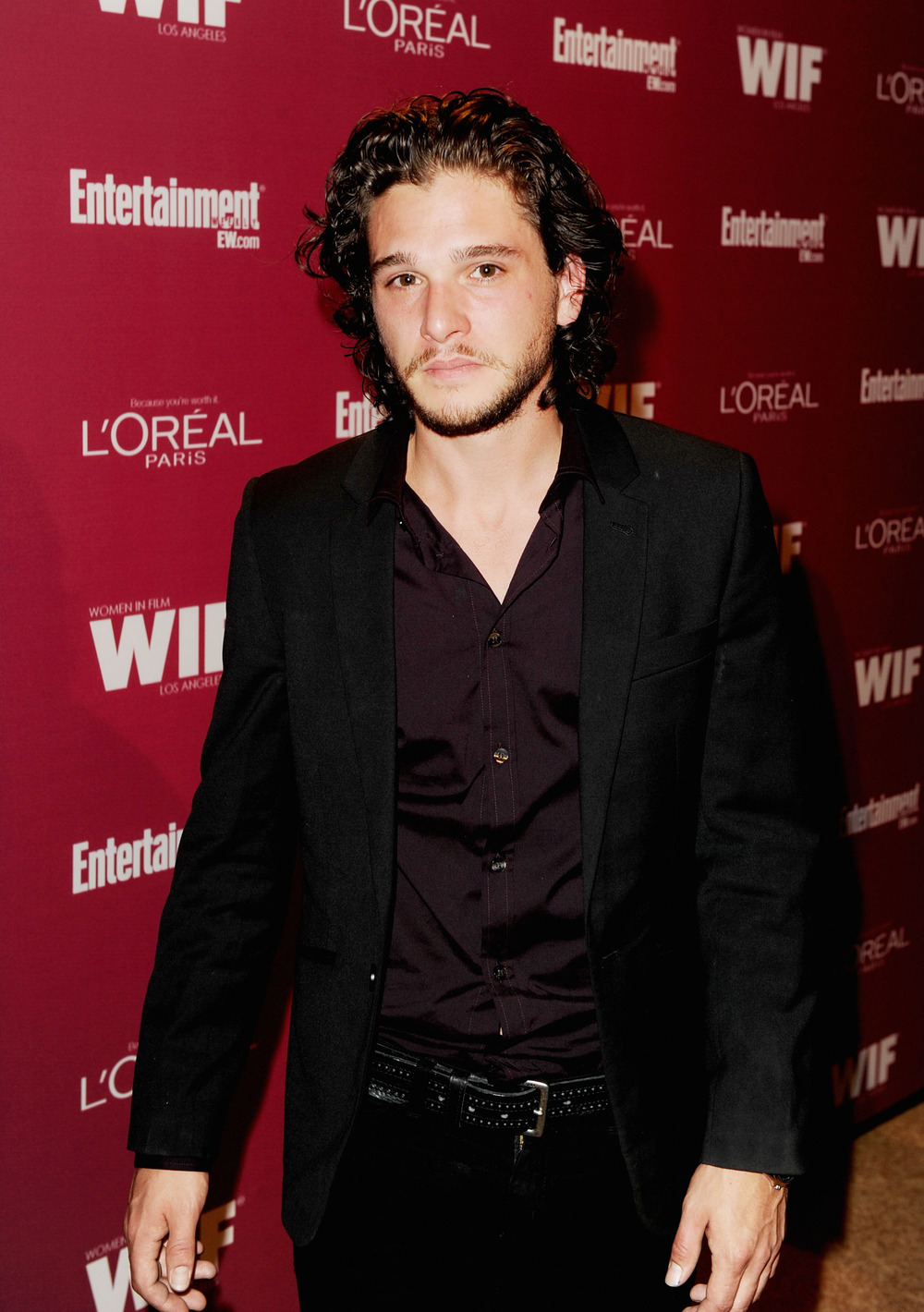 Kit Harington Takes Off the Black for Feature Film Role — HOLY ABS!
