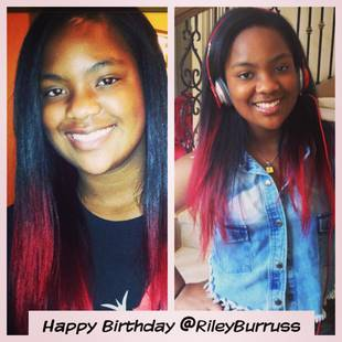 Kandi Burruss's Daughter Riley Turns 11 — See What She Looks Like Now! (PHOTO)