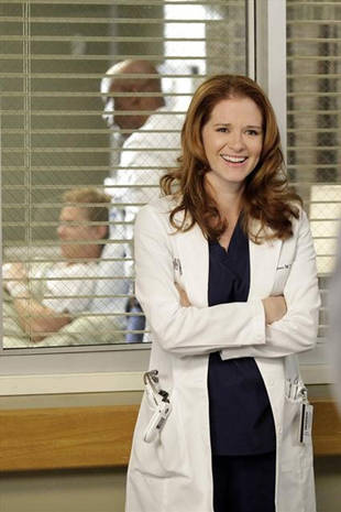 Grey's Anatomy Season 10: Sarah Drew on April's Relationship with [SPOILER] — Exclusive