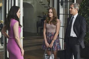 "Revenge Season 2 Deleted Scene: Victoria and Conrad Discuss Amanda's Horrific ""Swan Dive"" (VIDEO)"
