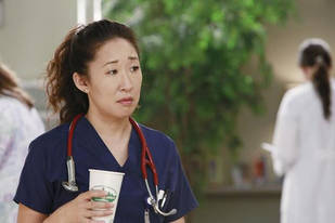 Grey's Anatomy Season 9 Deleted Scene: Cristina Lashes Out at Owen (VIDEO)