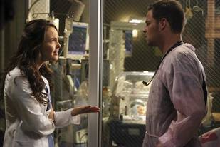 "Grey's Anatomy Spoilers: Season 10's ""Funnier"" — But Is Calzona Doomed?"