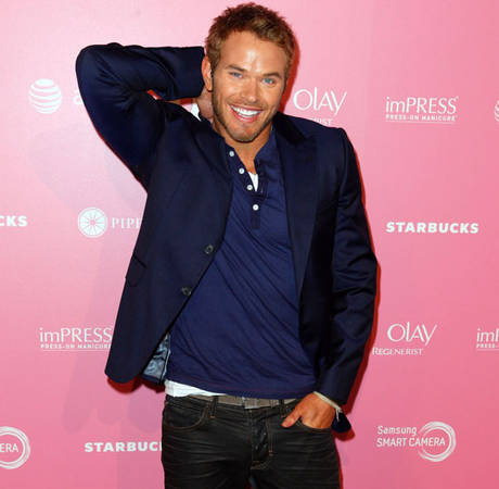 Kellan Lutz Splits With Girlfriend Sharni Vinson (UPDATE: They're Dating Again!)