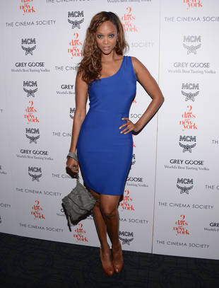 "Tyra Banks Reveals, ""I Don't Believe in Diets… I Need Some Ass!"""