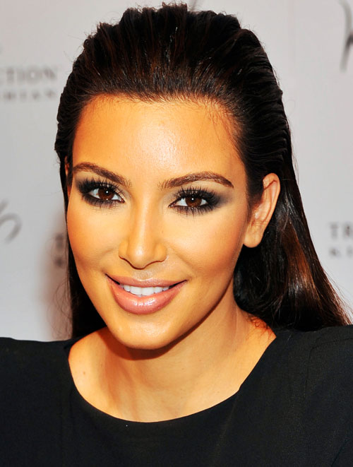 Kim Kardashian Reveals Post-Baby Body in Los Angeles Medical Facility