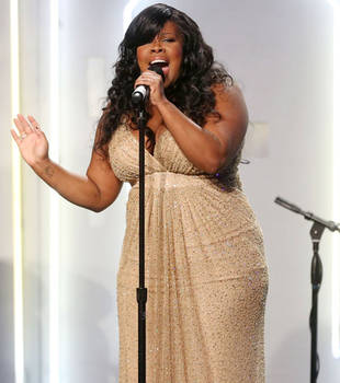 Glee's Amber Riley on Dancing With the Stars: 4 Reasons She'll Be Great!