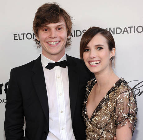 Evan Peters to Give Emma Roberts a Promise Ring? Post-Fight Report