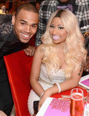 "Chris Brown and Nicki Minaj's ""Love More"" Music Video Is Crazy-Explicit"