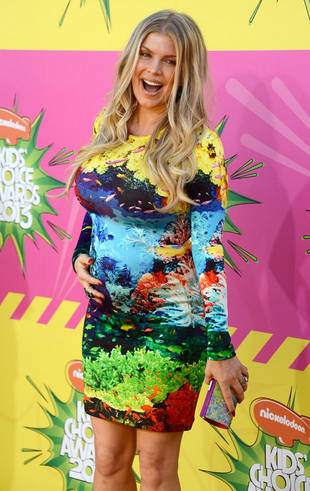 Fergie Gives Birth to Healthy Baby Boy Via C-Section (UPDATE)