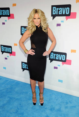 Pregnant Kim Zolciak Enjoys Waiting to Find Out the Gender of Her Twins