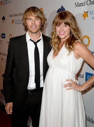 NCIS Star Eric Christian Olsen Welcomes a Son