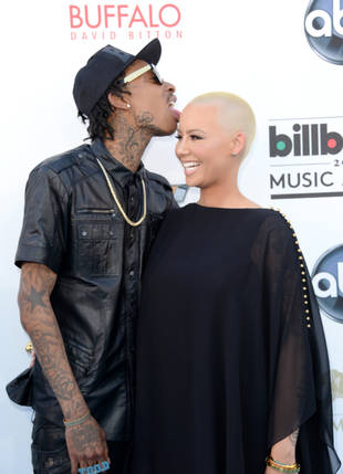 Amber Rose and Wiz Khalifa Holding Lavish Wedding Ceremony This Weekend