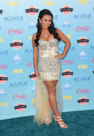 JWOWW Welcomes New Addition to the Family: Meet Baby Madi! (PHOTO)