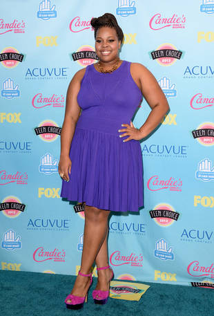 Glee's Amber Riley Heading to Which Hit Reality Show?
