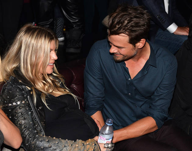 "Josh Duhamel Is ""Scared Sh-tless"" of Fatherhood, But Any Day Now…"