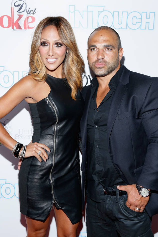 Melissa Gorga Attends 2013 VMAs as Her New Single Hits iTunes
