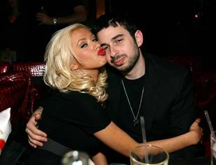 Christina Aguilera and Ex Jordan Bratman Spotted on Family Outing