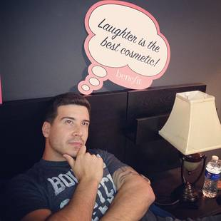 "Vinny Guadagnino Shows Off His ""Nice Package"" in Benefit Beauty Ad (VIDEO)"