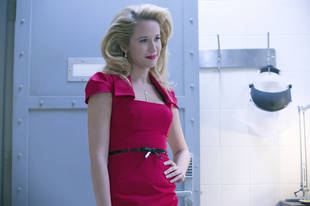 "True Blood's Anna Camp Says We'll See Sarah Newlin ""Begging For Her Life!"""