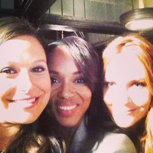 Scandal Season 2 Blooper Reel: Gladiators in Stitches (VIDEO)