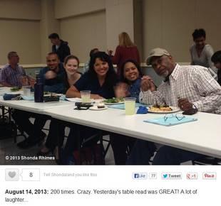 Grey's Anatomy Spoiler: Richard Lives, Shonda Rhimes's Deleted Post Implies! (PHOTO)