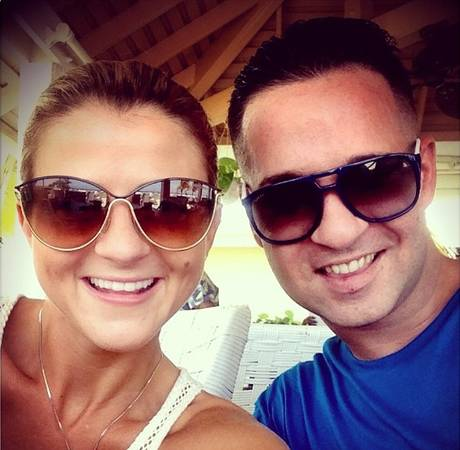 "Jersey Shore's Mike ""The Situation"" Sorrentino Takes Major Step With New Girlfriend! (PHOTO)"