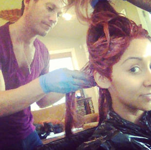 Snooki's New Look — WHAT Color Did She Dye Her Hair?