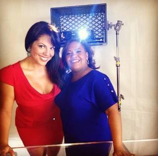 "Grey's Anatomy Season 10: Chandra Wilson and Sara Ramirez Talk ""Messy"" Drama (VIDEO)"