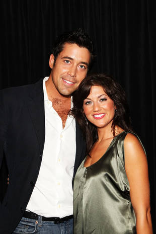 Jillian Harris' Bachelorette Ex, Ed Swiderski, Promoting Her Goods?!