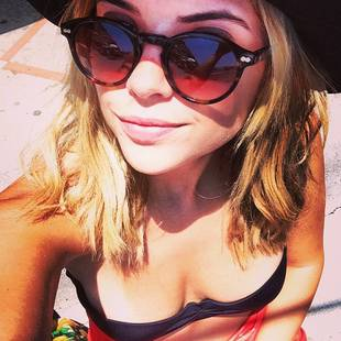 Pretty Little Liars' Ashley Benson Confesses Her Love of WHAT?