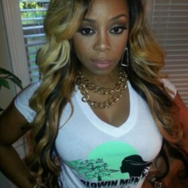 "Love & Hip Hop Atlanta's Shay ""Buckeey"" Johnson Debuts New T-Shirt Line"