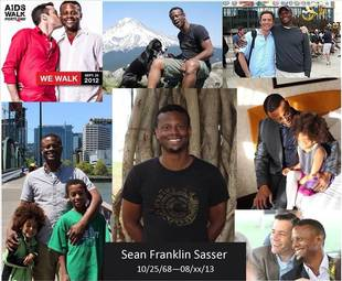 Sean Sasser — Real World Star, AIDS Activist, and Chef — Dies at 44