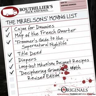 The Originals: What's on Klaus and Elijah's Moving List? (PHOTO)