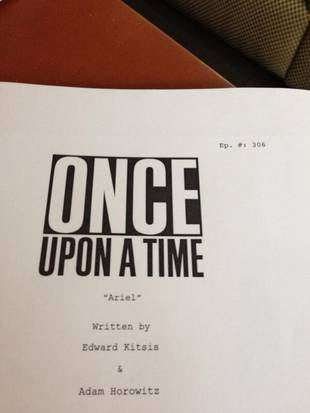 Once Upon a Time Season 3 Spoilers: See a Script! (PHOTO)