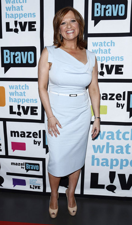 Caroline Manzo's Watch What Happens Live Appearance Scores Big Ratings