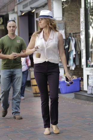 Connie Britton's End-of-Summer Style — Get the Look! (PHOTO)
