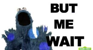 Cookie Monster's 'Me Want It (But Me Wait)' Icona Pop Cover Is Amazing! (VIDEO)