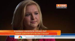 Hannah Anderson Speaks Out In Her First Interview Since Her Kidnapping (VIDEO)