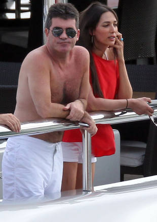 Simon Cowell, Lauren Silverman Open Up About Shocking Pregnancy, Her Divorce