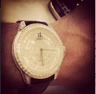 Jonathan Cheban Attacked After Posting Pic of $500K Watch on Instagram