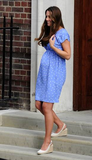 """Kate Middleton's Post-Baby Weight """"Has Just Melted Off"""""""