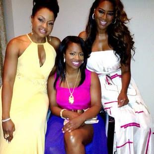 Have Kenya Moore and Porsha Stewart Made Up?