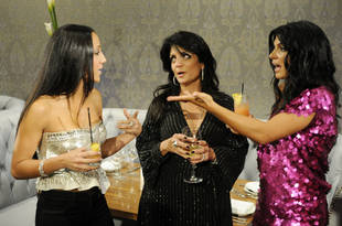 "Kathy Wakile Says She's in a ""Comfortable"" Place With Teresa Giudice"