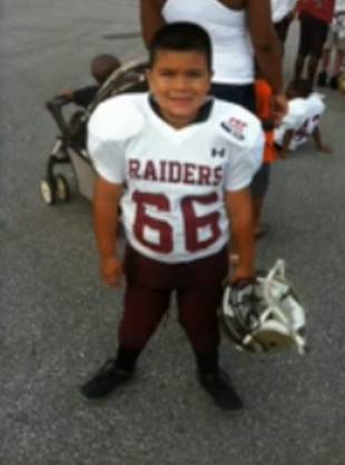 "6-Year-Old Deemed ""Too Fat"" To Play Football (VIDEO)"