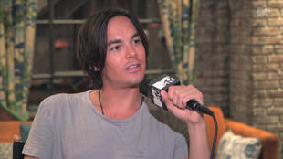 Pretty Little Liars' Tyler Blackburn and Shay Mitchell Sound Off on Ashley's Benson's Pranks (VIDEO) — Exclusive