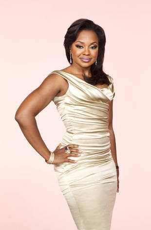 "Phaedra Parks's Etiquette Book to Offer ""Modern Twist to Traditional Values"""