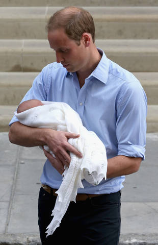 Prince William Says Prince George 'Is a Bit of a Rascal,' Talks Fatherhood on CNN (VIDEO)